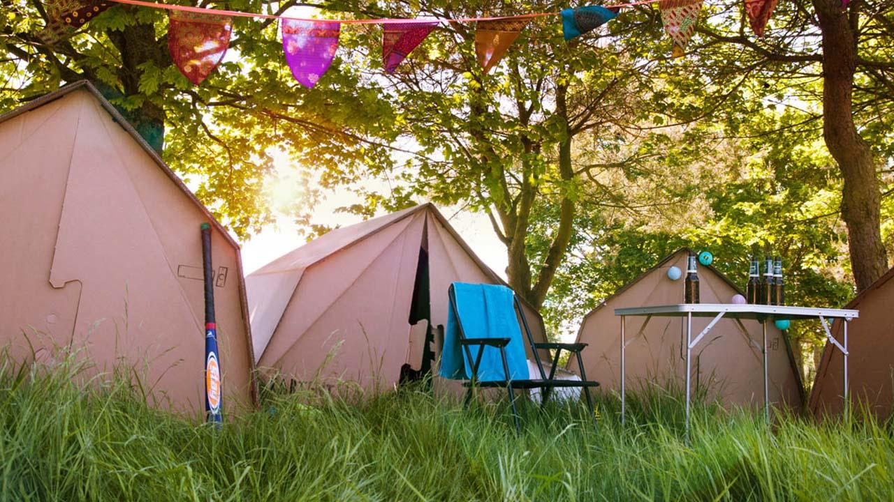 KarTent: Recyclebares Campen auf Festivals
