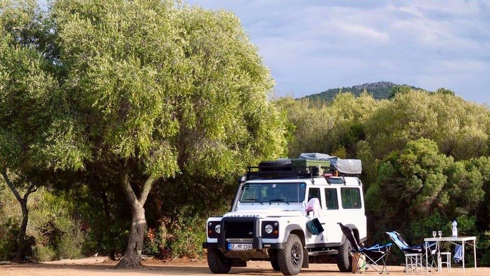 Wildcamping in Frankreich – Regeln und Tipps zum Freistehen