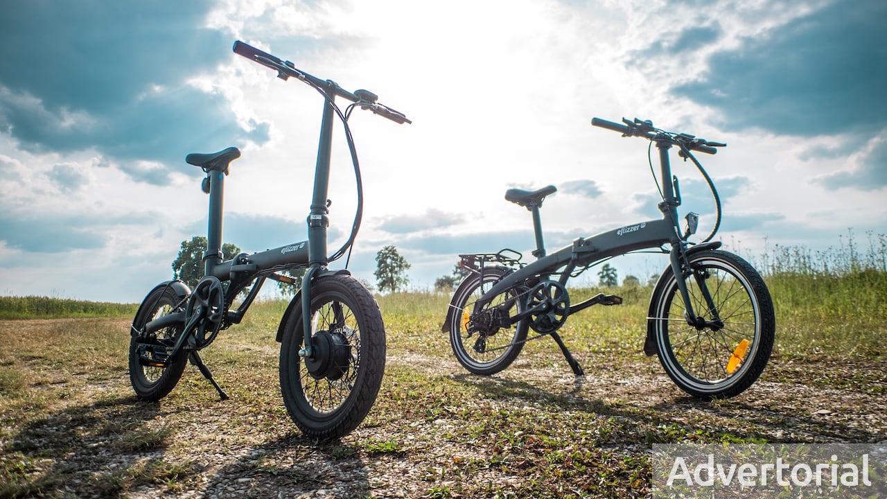 Faltbare E Bikes Im Test Eflizzer Tubo Und Sprint Camperstyle