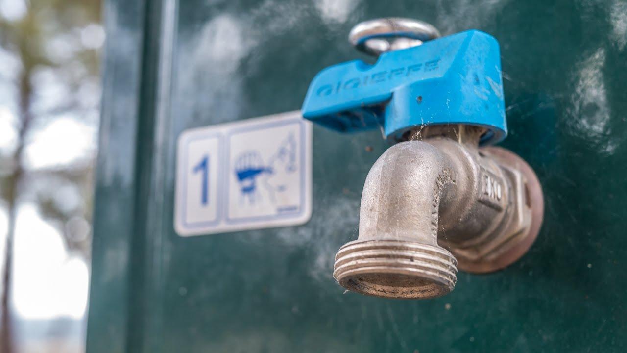 (Trink)Wasser im Wohnmobil tanken und sauber halten
