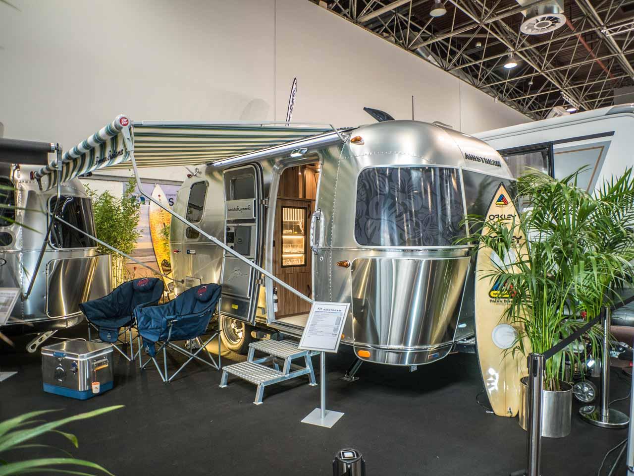 Streng limitierte Special Edition von Tommy Bahama für Airstream