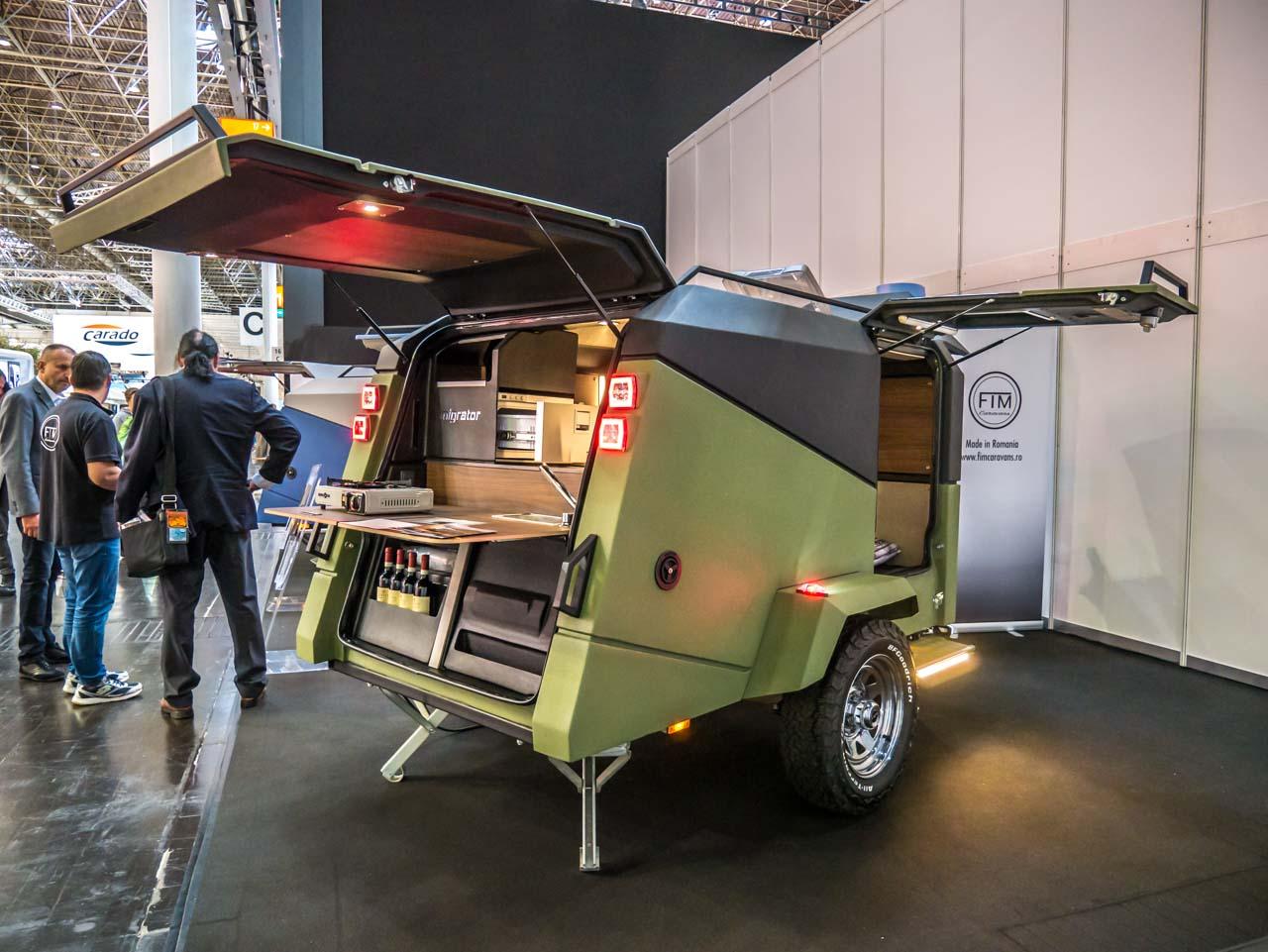 highlights caravan salon 2018 ein pers nlicher r ckblick. Black Bedroom Furniture Sets. Home Design Ideas