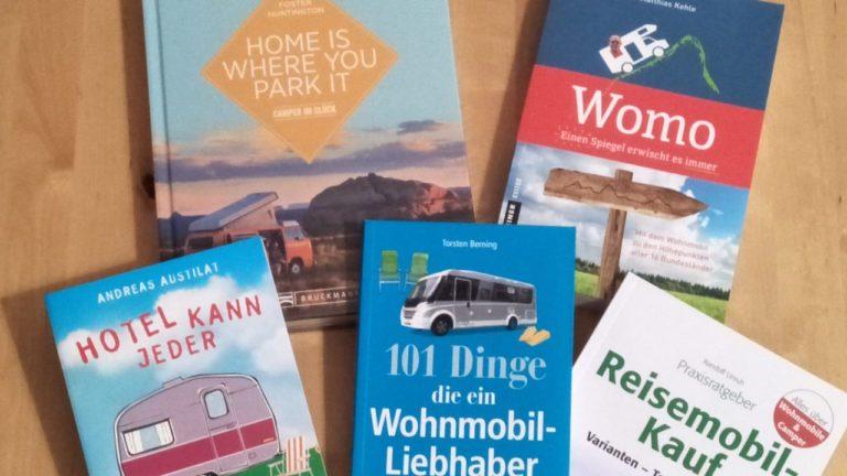 Bücher Wohnmobil Empfehlungen