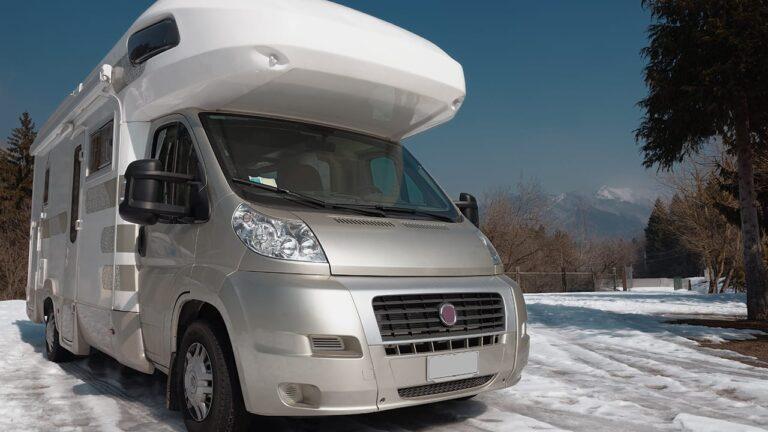 Saisonkennzeichen und Ruheversicherung für die Winterpause vom Wohnmobil und Wohnwagen