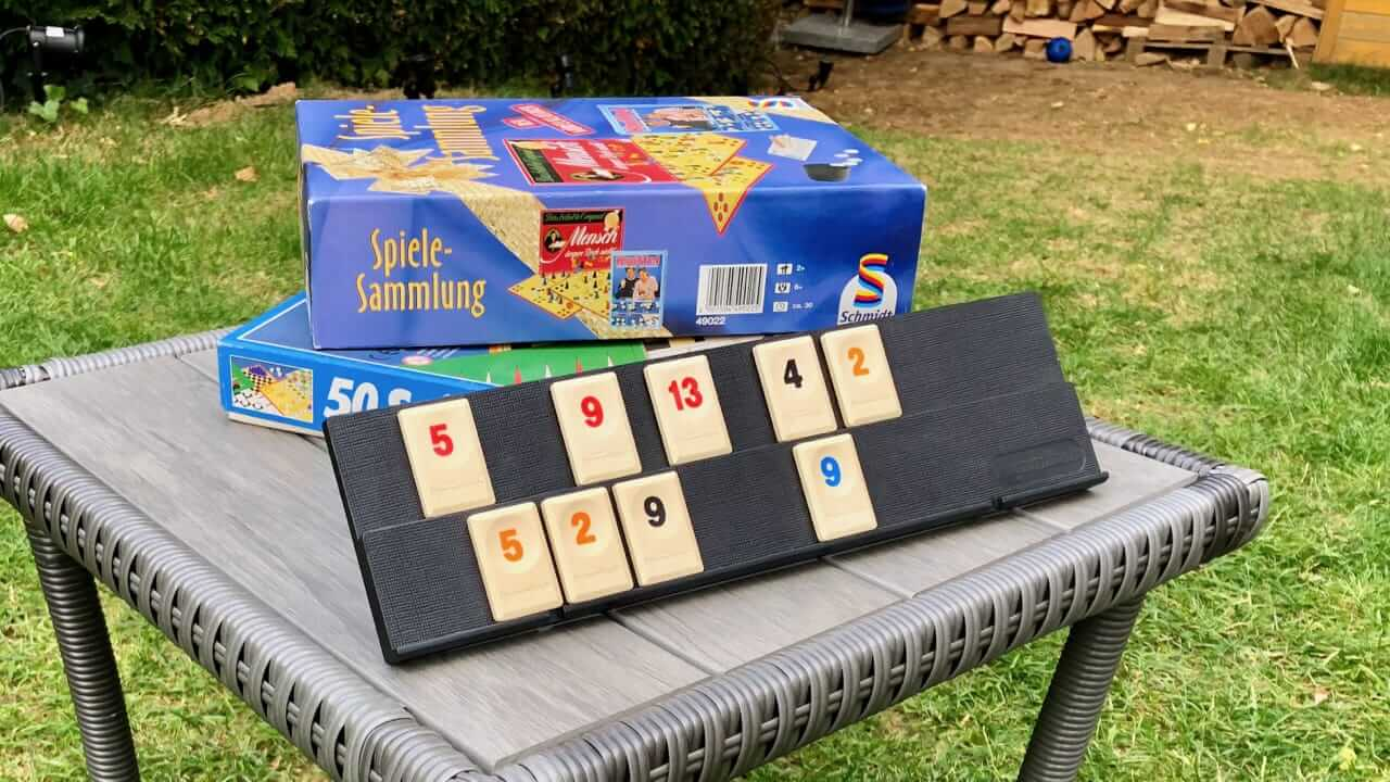 Camping Spiele