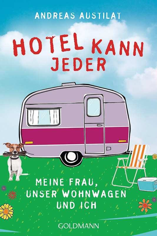 Buchcover vom Buch Hotel kann jeder