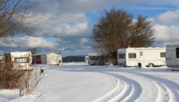 Wintercamping lohnt sich an der Ostsee