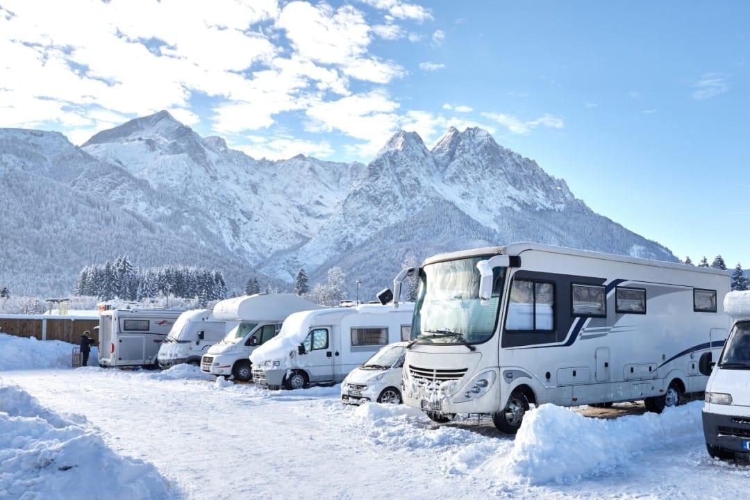 Wintercamping – Tolle Plätze, tolle Abenteuer