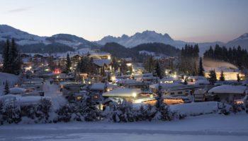 Wintercamping Tirol Camp Fieberbrunn