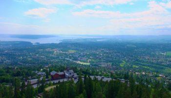 Fantastische Aussichten sind in Norwegen garantiert