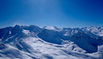 Das Camping Reiseziel Oesterreich bietet traumhafte Ausblick auf die Berge