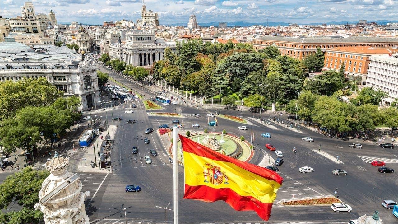 Umweltzonen Spanien
