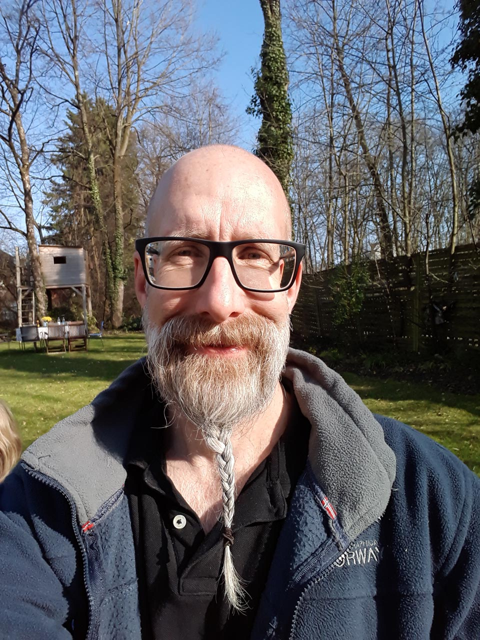 Leben im Tiny Dorf: Initiator Thorsten Thane