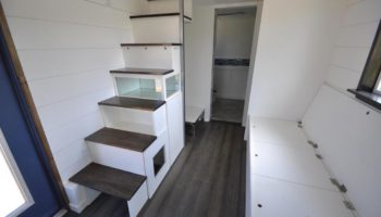 Platz sparen im Tiny Home
