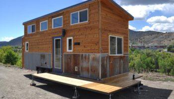 Das Ad Astra Tiny Home