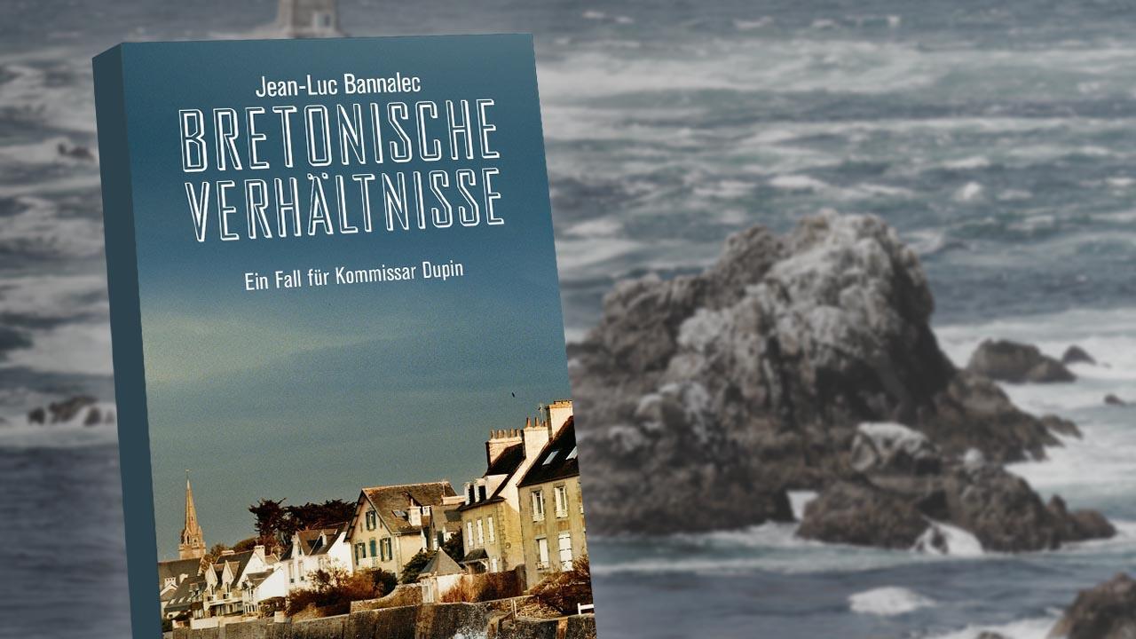 """Die erfolgreichsten Bretagne-Krimis: """"Komissar Dupin"""" von Jean-Luc Bannalec"""
