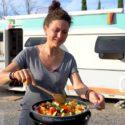 Camping-Rezepte: Ratatouille auf dem CADAC Safari Chef 2