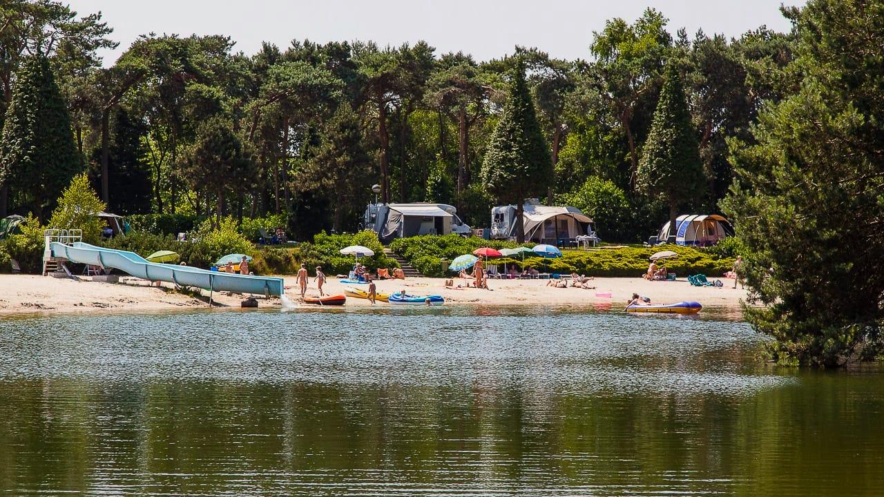 FKK Europa / Holland: Der Naturistisch Recreatiepark Elsendorp ist einer der schoensten FKK Campingplaetze Europas