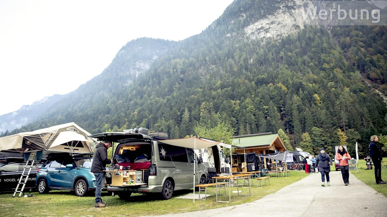 """Camping-Event für Outdoor-Fans: 5 Plätze beim """"Gates of Summer"""" zu gewinnen"""