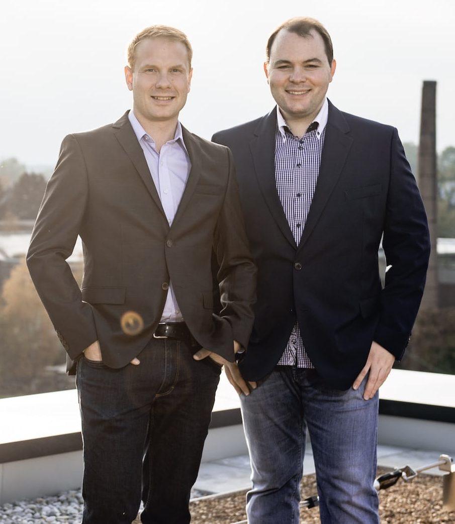 Antretter & Huber - Porträt Geschäftsführer