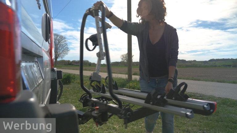 AGITO VAN von SAWIKO - Fahrrad- und E-Bike-Träger für Kastenwagen