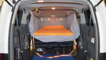 Campingbox von Autohimmelbett