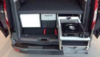 Camper Ausbau Modul Flip Box