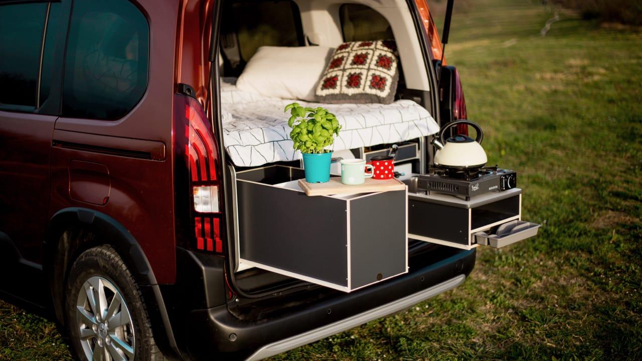 Campingboxen – die clevere Alternative zum teuren Wohnmobil