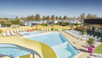Familienfreundlicher Campingplatz Bel Air