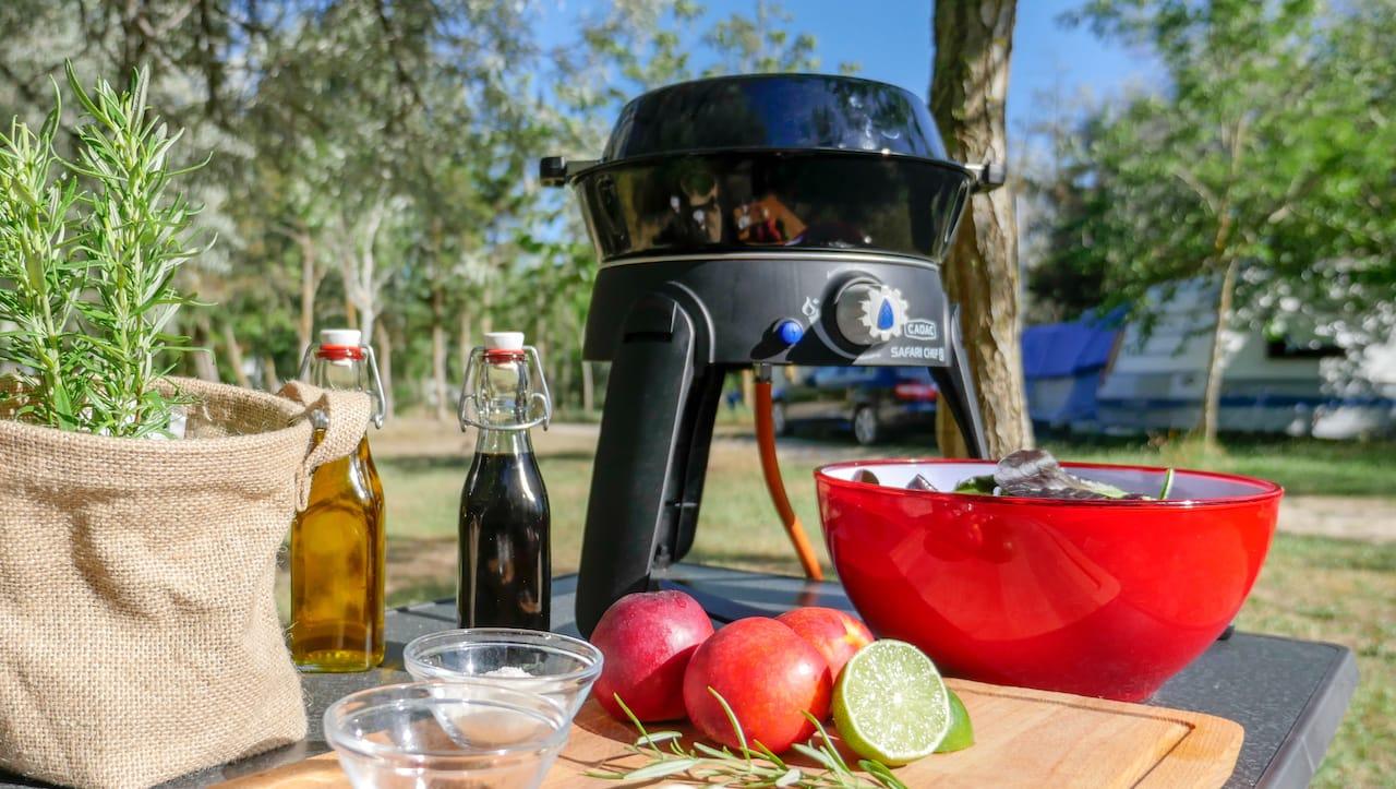 Großer Ratgeber: der perfekte Camping-(Gas)-Grill