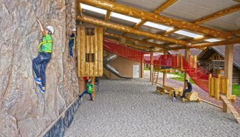 Abenteuerparadies auf dem Schwarzwaelderhof einem kinderfreundlichen Campingplatz in Europa