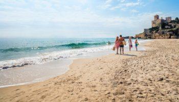 Familienfreundlicher Tamarit Beach Resort in Europa