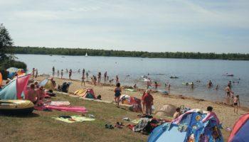 Kinderfreundlicher Familienpark Senftenberger See