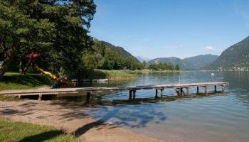 kinderfreundlicher Campingplatz Seecamping Berghof