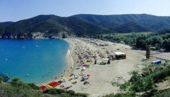 Camping Thalatta Kalamitsi ein familienfreundlicher Campingplatz in Europa