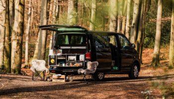Camping mit der Campingbox Ququq
