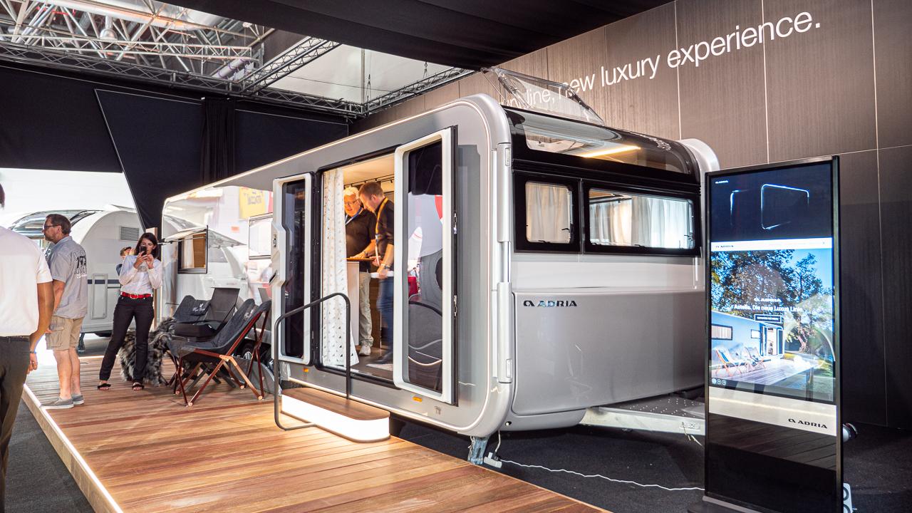 Bildergalerie Caravan Salon Düsseldorf 2019 - CamperStyle