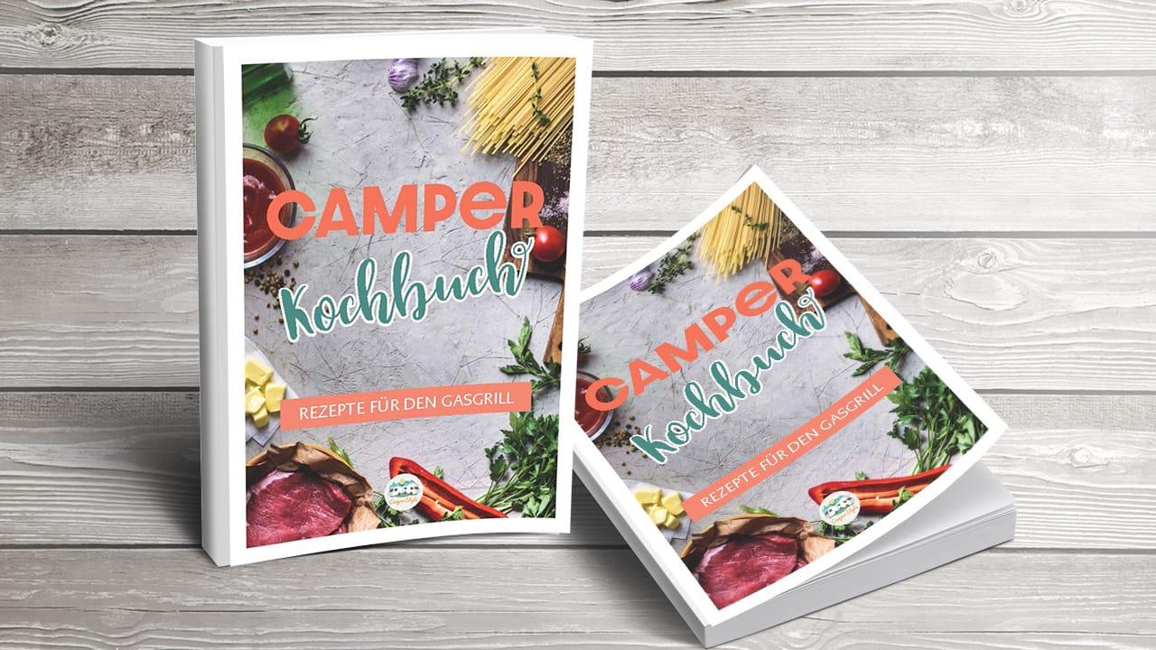 Kostenloses E-Book Camping-Rezepte – einfach und lecker
