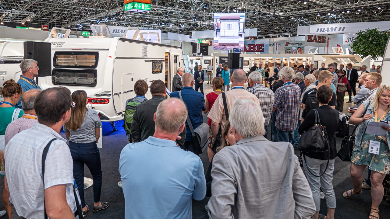Caravan Salon Düsseldorf 2019 - die Highlights