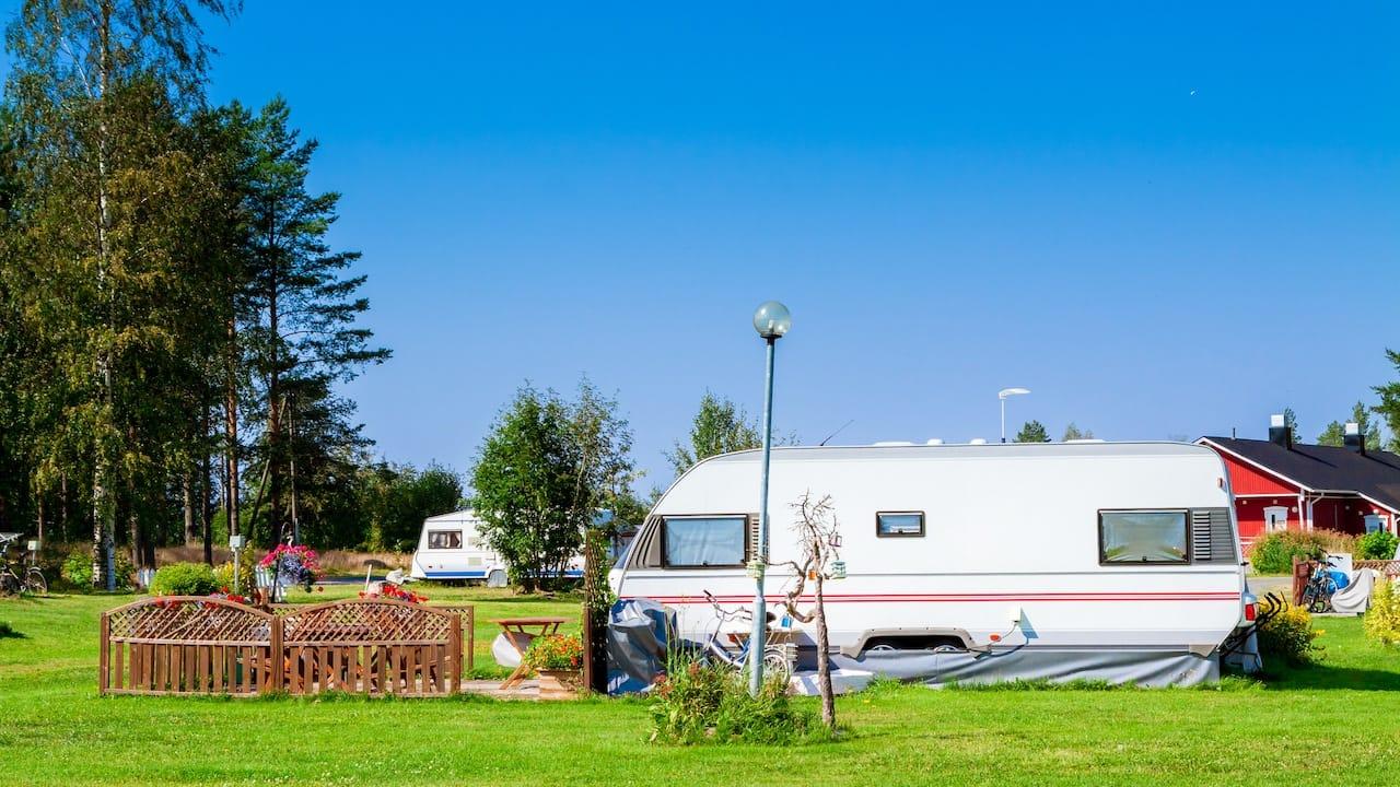 Dauercamping-Versicherung