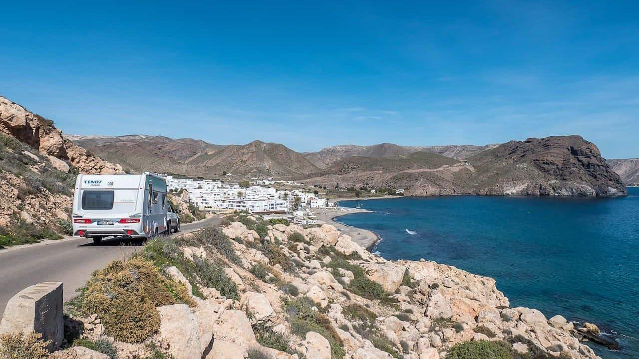 Überwintern in Spanien mit dem Wohnwagen oder Wohnmobil