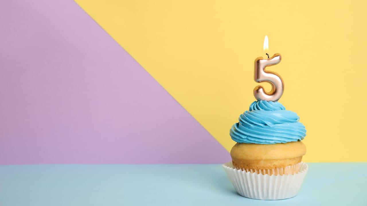 5 Jahre CamperStyle – Geburtstag und eine kleine Zeitreise