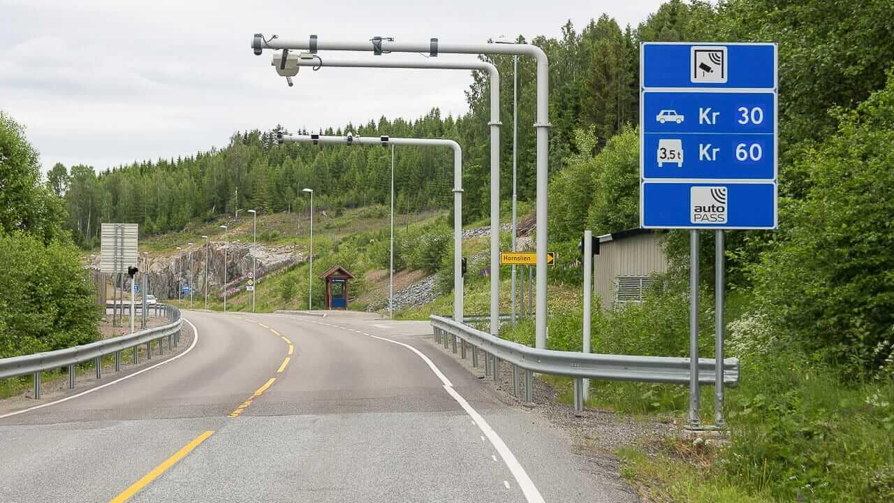 Verkehrsregeln in Norwegen
