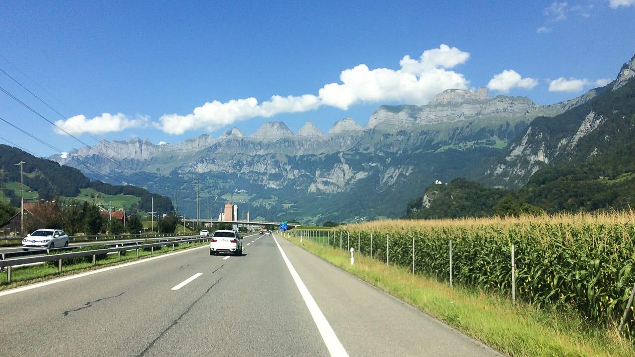 Verkehrsregeln in Italien