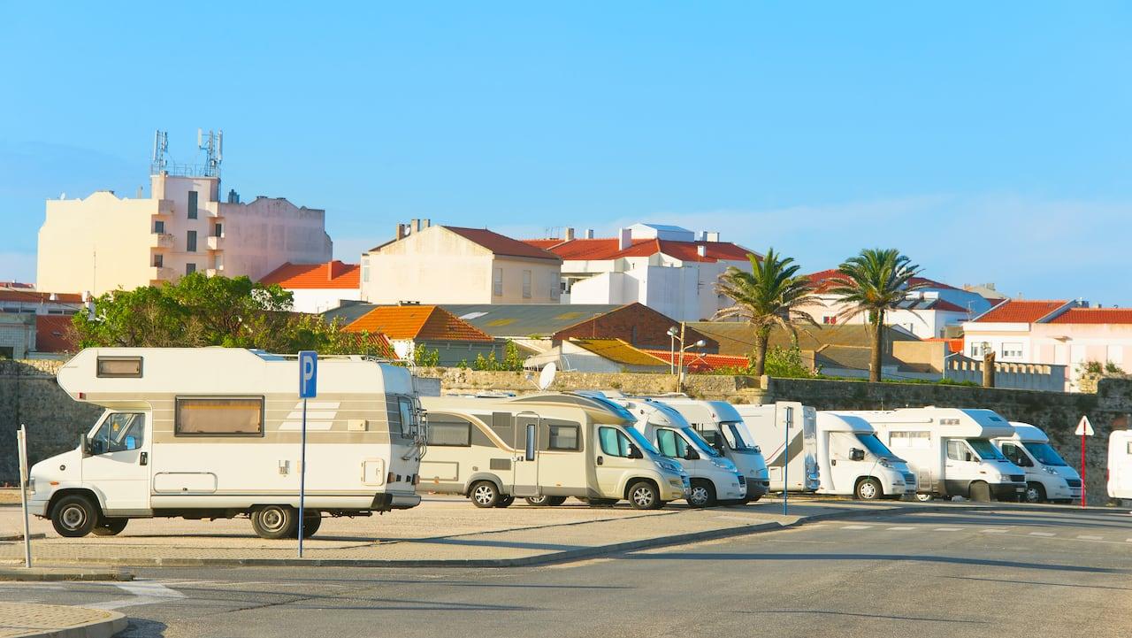 Wiederherstellung der Fahrtüchtigkeit mit Wohnwagen oder Wohnmobil