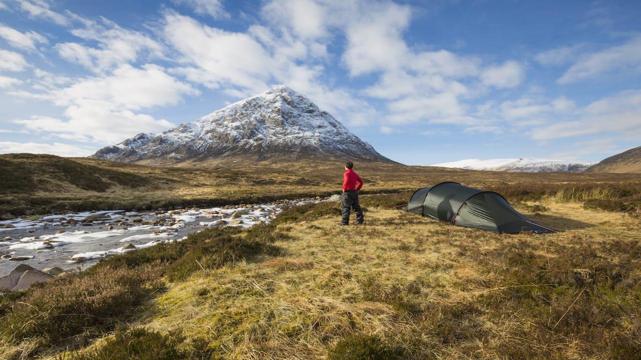 Camping in Schottland: Tipps für das Reisen und Campen im Norden