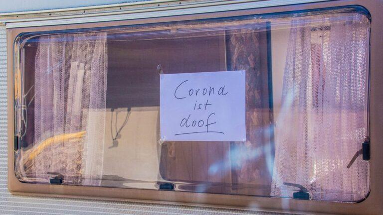 Corona Krise Thema Reisen
