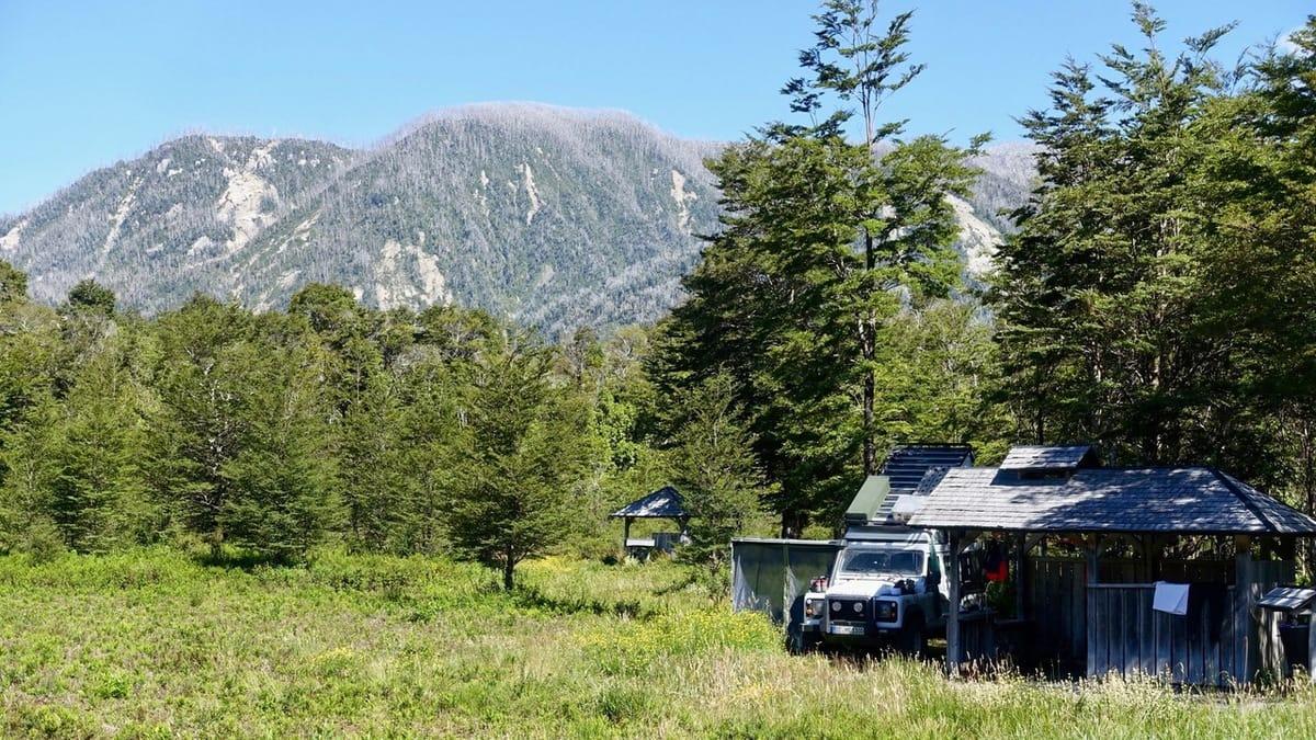 Mobile Duschen für Camping