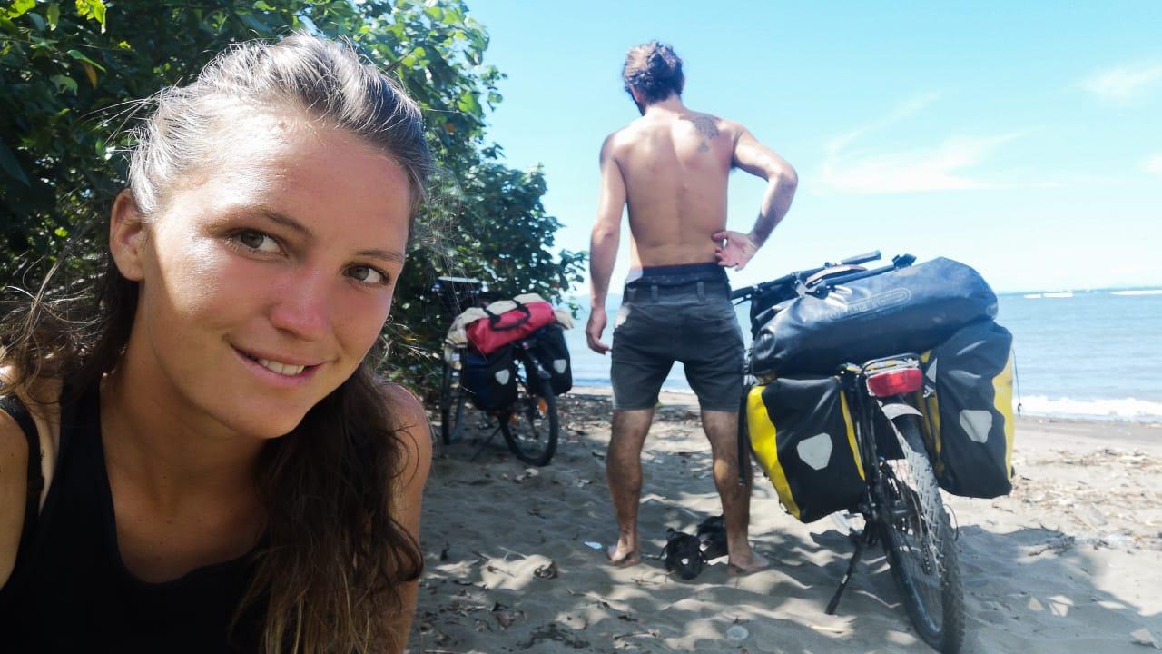 Camping Radreise Mexico nach Costa Rica