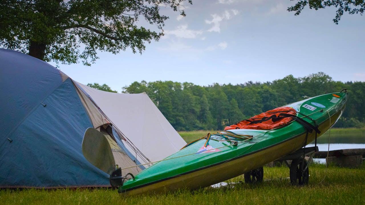 Packliste Zelten dank einfacher Checkliste